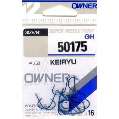 Haczyk Kamatsu + Przypon 50 cm Sode Płoć nr10