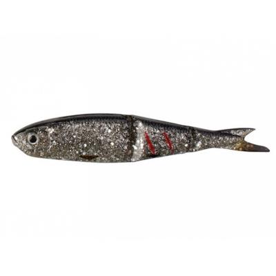 HACZYK DO METODY 10 cm PUSH STOP - haczyk z zadziorem: 6 / plecionka: 0.16 mm - op.8szt