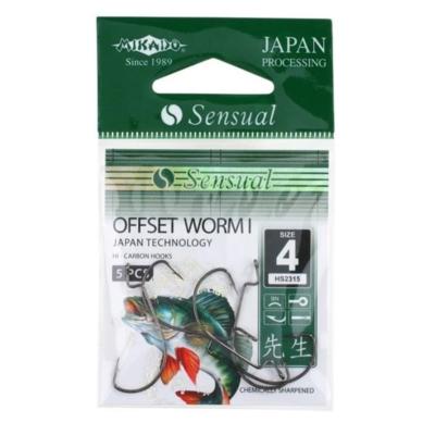 Haczyk Kamatsu + Przypon 50 cm Okayu Płoć nr6