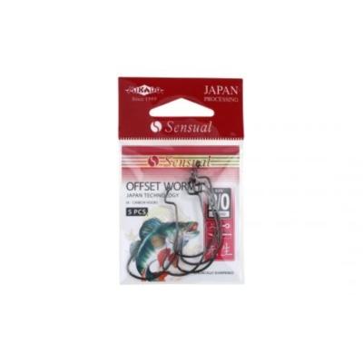 Haczyk Kamatsu + Przypon 50 cm Okayu Płoć nr10
