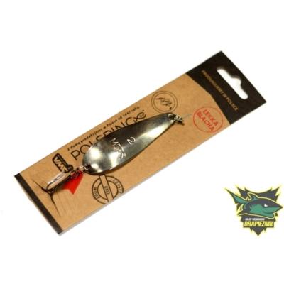 Haczyk Kamatsu + Przypon 50 cm Maruseigo Robak Czerwony nr4