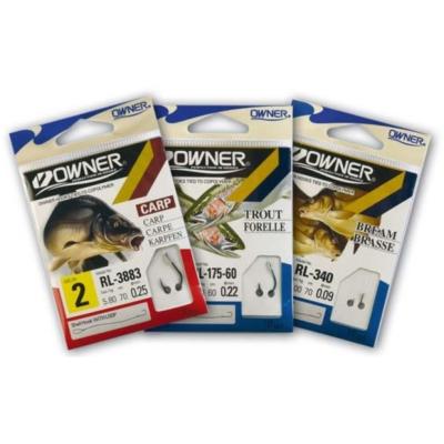 Haczyki Owner Akemi Chinu Rozm. 1