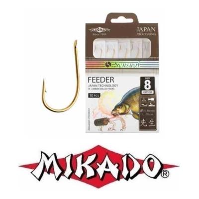 Meus Minis Dumbells Fluo Wafters 6 mm Orzech Tygrysi